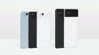 Image result for Pixel 2 and Pixel 2 XL colors