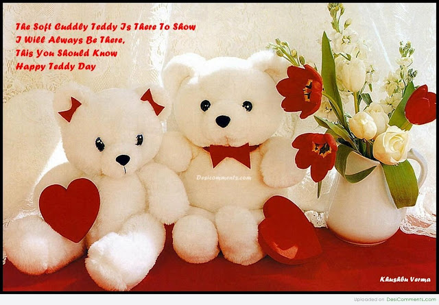 Teddy Day Images Pictures 2018