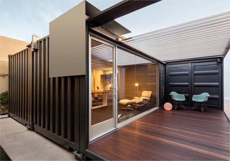 Design your own storage container house design project for Design your own container home