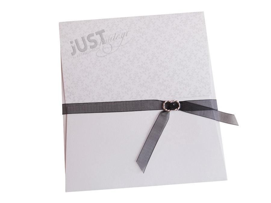 Elegant wedding invitations A1208