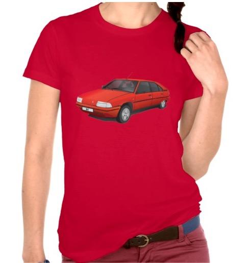 Citroën BX gifts