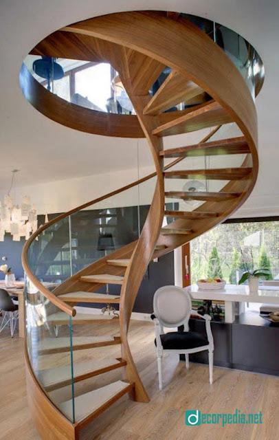 Modern spiral staircase designs, wooden spiral staircase, circular staircase