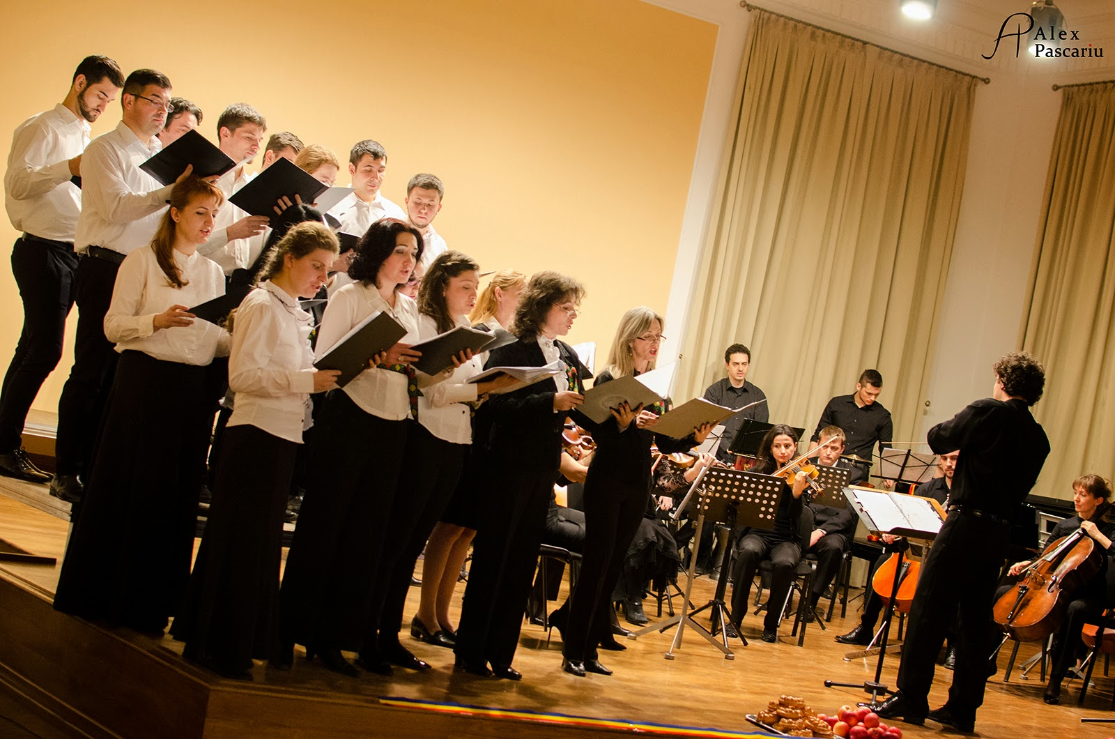Concert de colinde Armonia Lucis 5