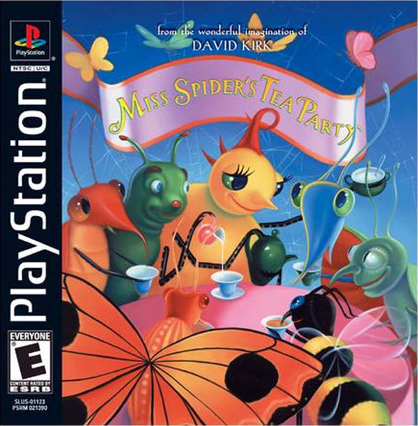 Miss Spiders Tea Party - PS1 - ISOs Download