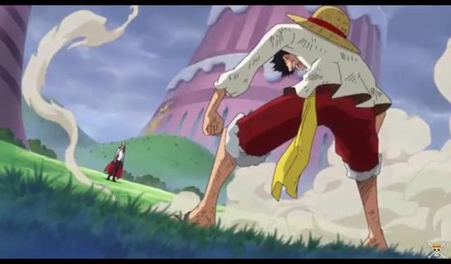 3rd screenshot form the One Piece 1-hr special episode teaser
