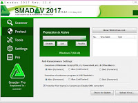Malware Ransome Wannacry - Smadav Project Update Antivirus