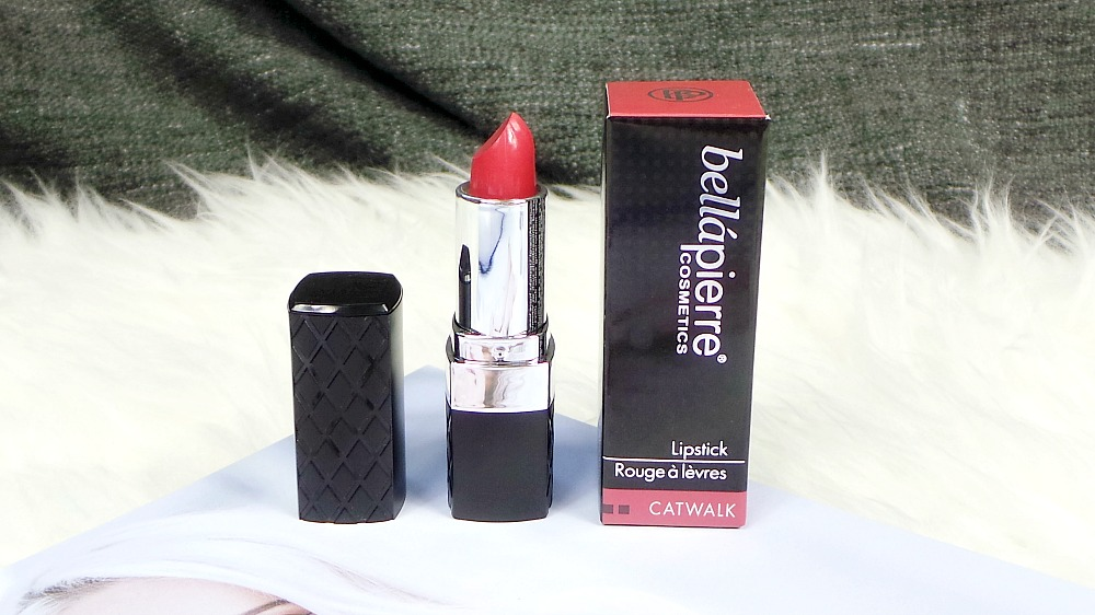 bellapierre Cosmetics Lipstick in shade Catwalk