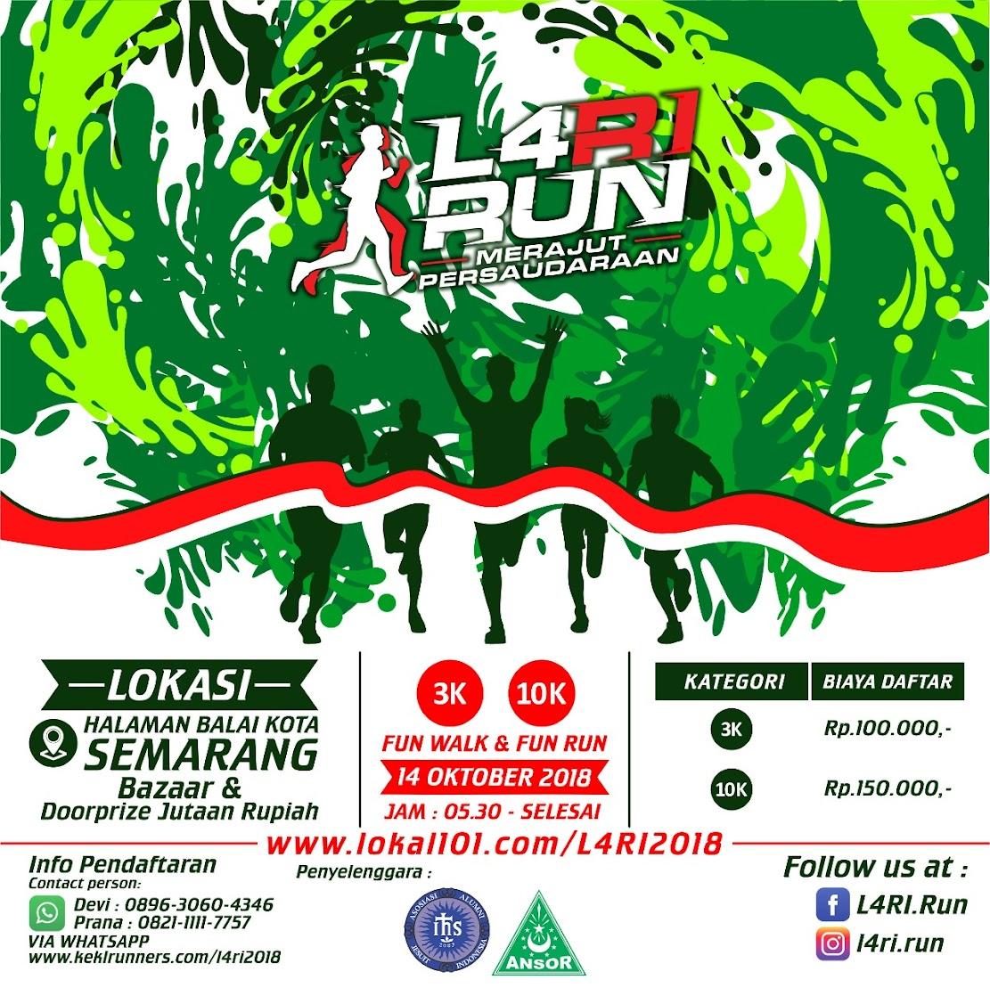 L4RI Run • 2018