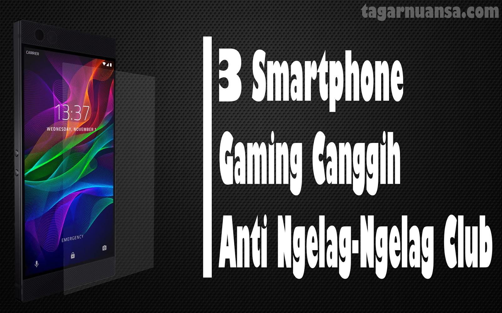 3 smartphone gaming