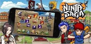 Ninja Saga Mod Apk Unlimited Coins