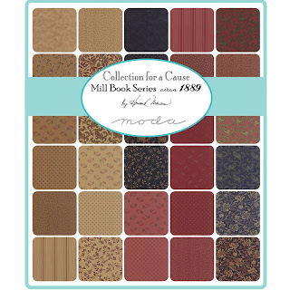 Moda Collections Mill Book 1889 Fabric by Howard Marcus for Moda Fabrics