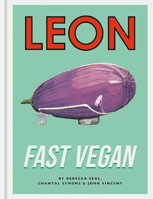 Leon Fast Vegan cookbook cover