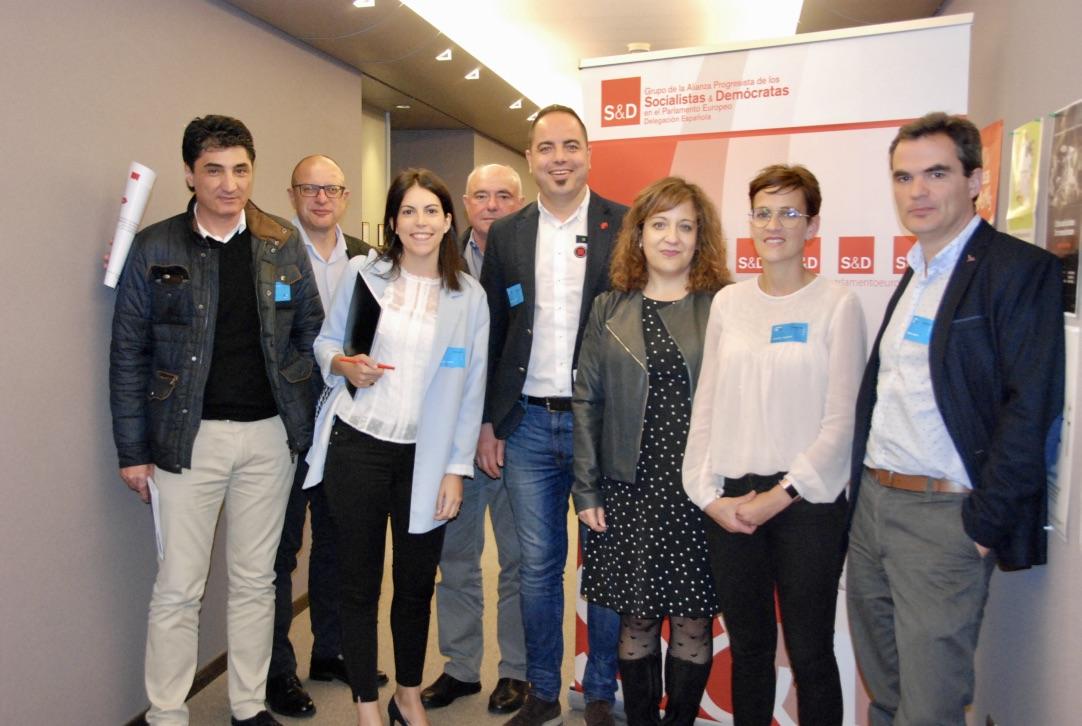 Delegación del PSN-PSOE en Bruselas