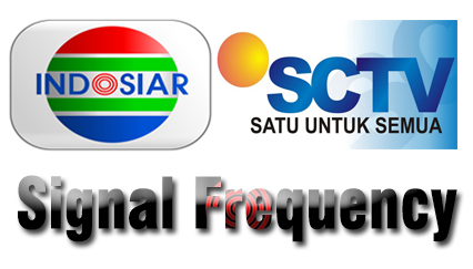 Update Parameter Sinyal Frequensi SCTV dan INDOSIAR