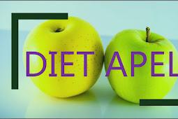 Buah Apel Efektif Untuk Diet Menurunkan Berat Badan