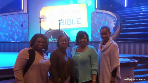 Unwrap the Bible Conference 2015