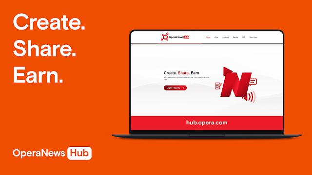 Opera introduces Opera News Hub read!