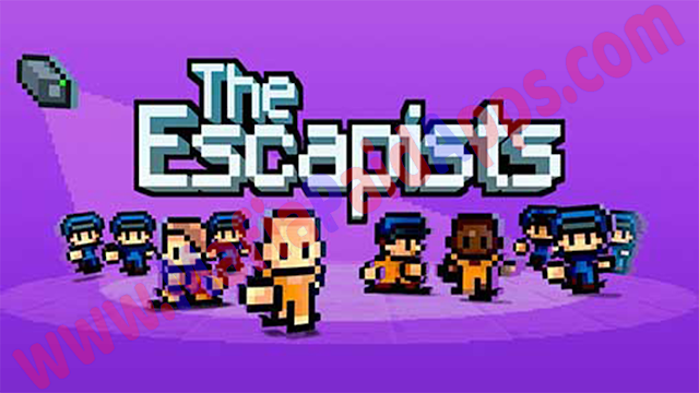 The Escapists 1.0.9 Apk Patched + Mod money for android www.MafiaPaidApps.com