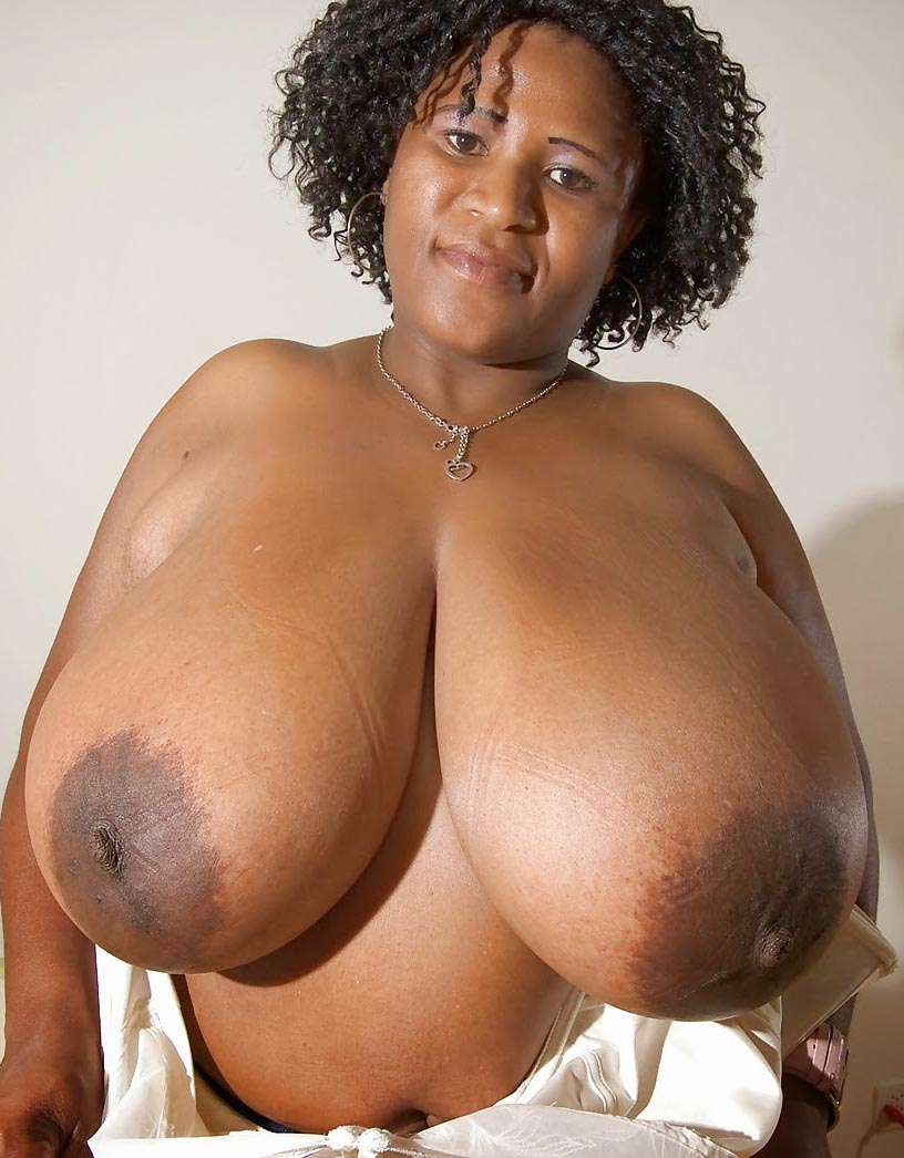 Diamond recommend best of huge black boobs
