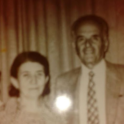 Anneannem ve dedem rahmetli