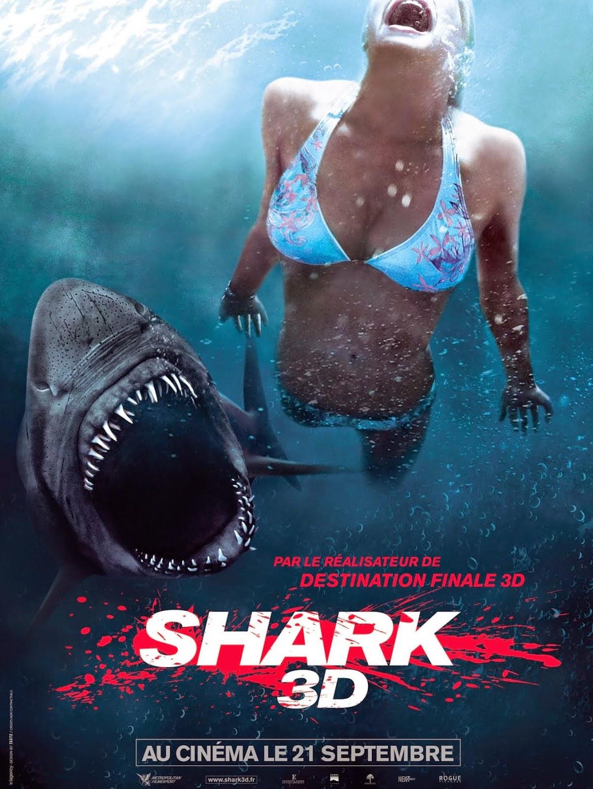 Shark Night 3D (2011) ταινιες online seires xrysoi greek subs