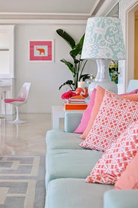 Eye For Design: Decorating Palm Beach Preppy Style