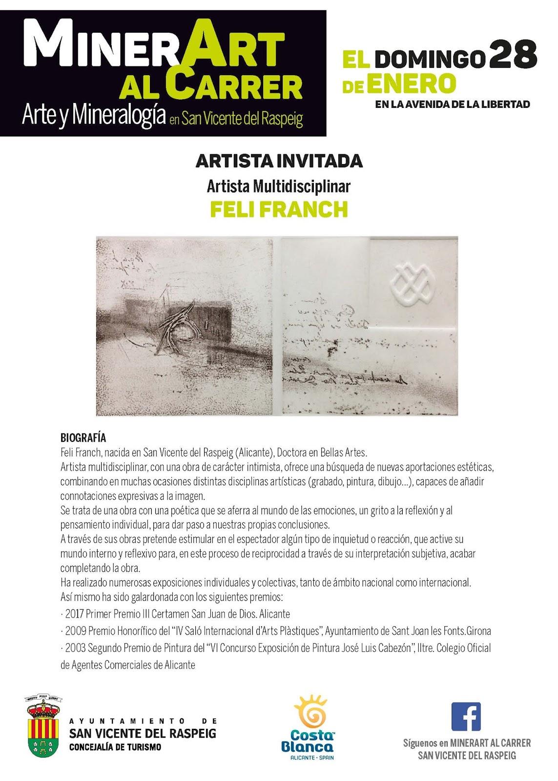 ASOCIACIÓN DE ARTISTAS ALICANTINOS: NUESTRA COMPAÑERA FELI FRANCH ...