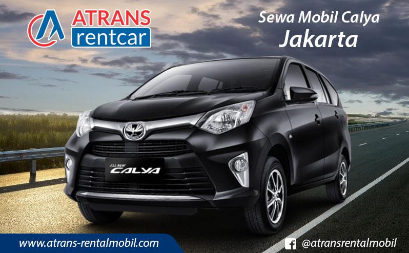 Tempat sewa mobil Calya di Jakarta