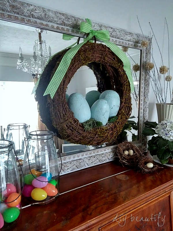 DIY Robins Eggs and The Promise of Spring | DIY beautify