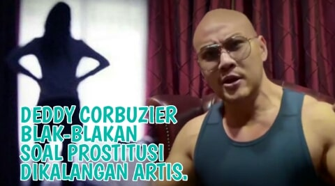 Deddy Corbuzier Blak-Blakan Soal Bisnis Prostitusi Online yang Menjerat Para Selibritis Indonesia