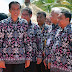 Jokowi Berharap Pers Bangun Optimisme dan Etos Kerja