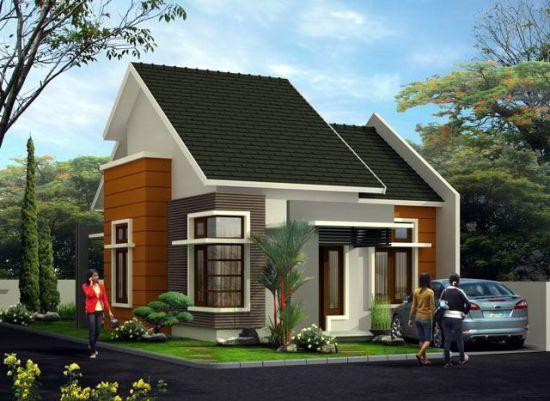 Rumah Modern Minimalis Satu Lantai