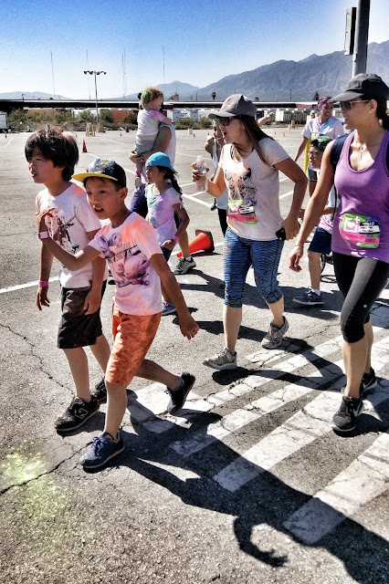 color fun fest in irwindale