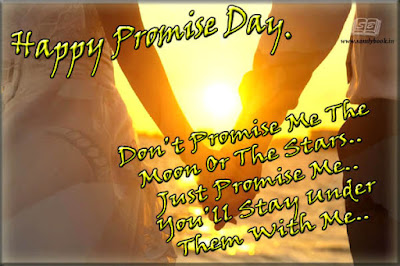 whatsapp promise day images