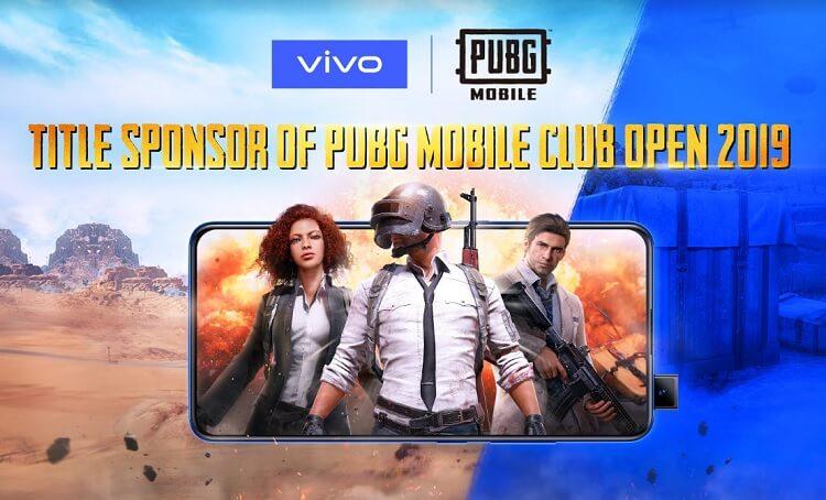 Vivo to Power up PUBG Mobile Club Open 2019