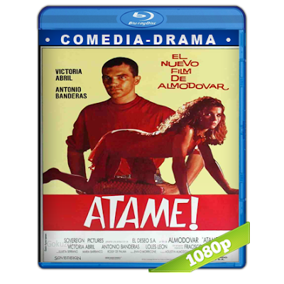 Atame (1990) BRRip Full 1080p Audio Castellano 5.1