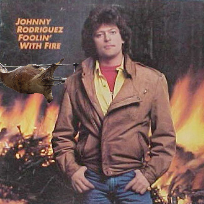 Farce the Music: 6 More New 80's Country Parody Album Covers