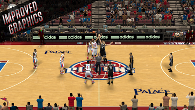 NBA 2K16 V0.0.21 MOD Apk + Data-Screenshot-2