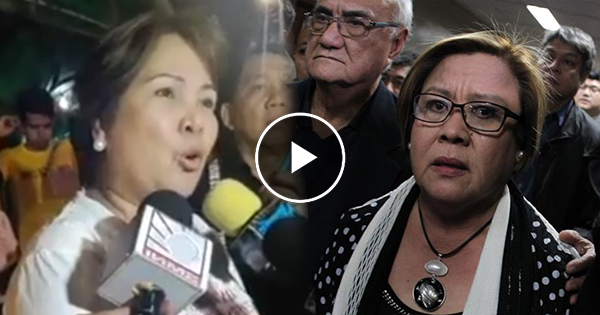 """PANOORIN: Nag-aapoy sa Galit Si Sandra Cam """"Nababagay ikulong si De lima sa Muntinlupa""""!"""