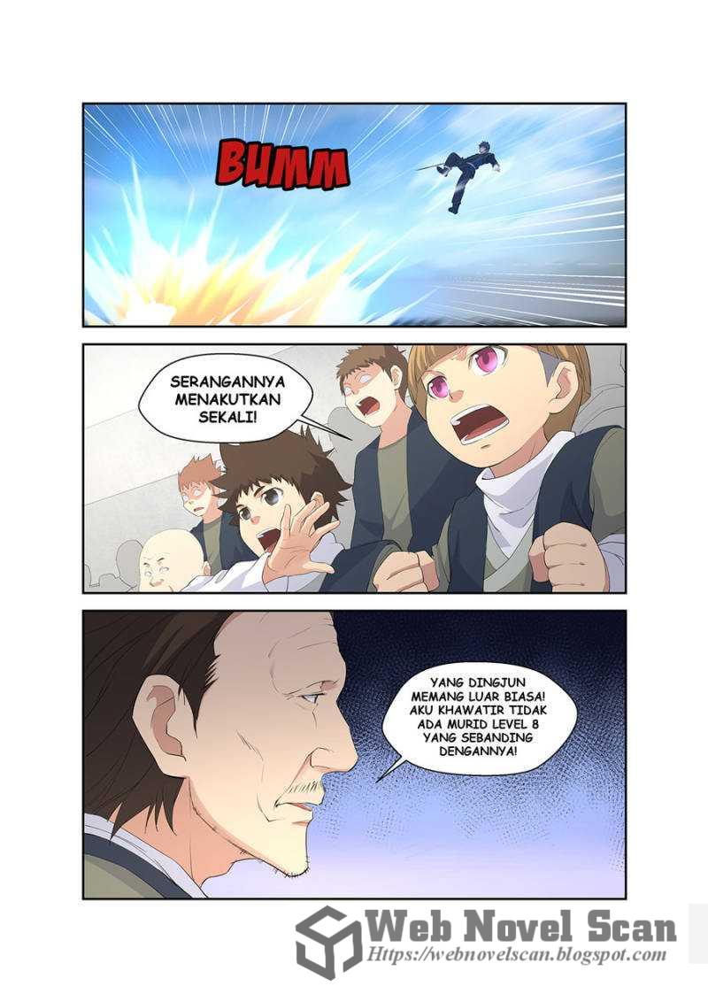 Heaven Defying Sword Bahasa Indonesia Chapter 59