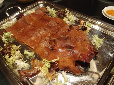 Roasted Suckling Pig in Teochew Style
