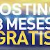 Hosting ASP.NET Gratis por 3 Meses