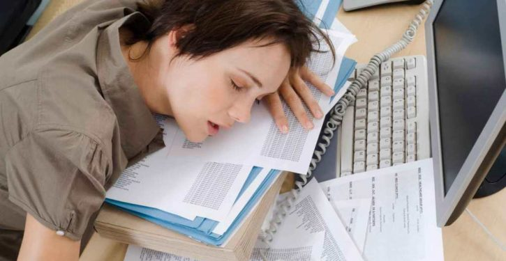 Women Need To Take A Nap At Work According To New Study