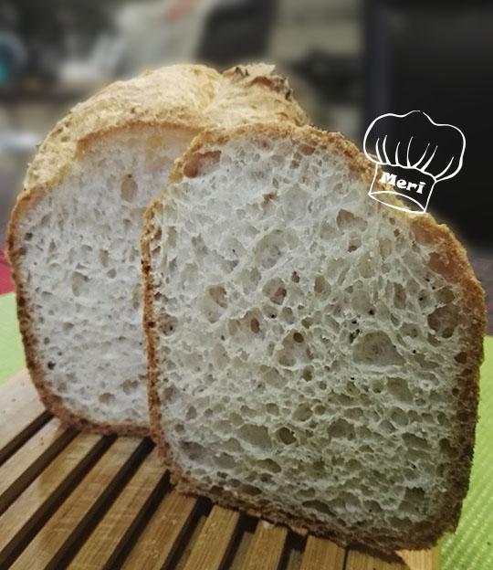 Las cositas de meri pan sin gluten con queso crema - Amasadora alcampo ...