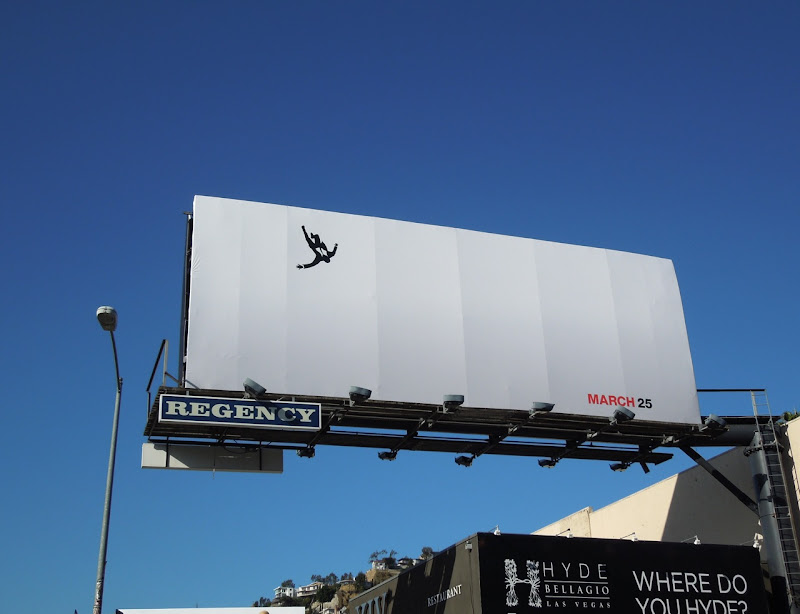 Mad Men season 5 TV billboard