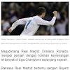 Real Madrid Kalahkan Bayern Muenchen, Ronaldo Pecahkan Rekor Prestisius