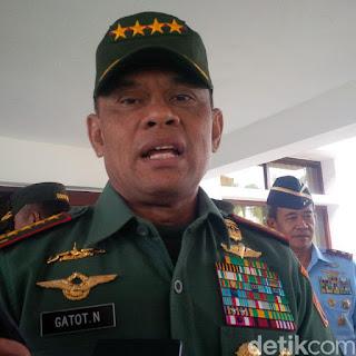 Panglima TNI: Perlu Antisipasi Imigran Masuk Indonesia