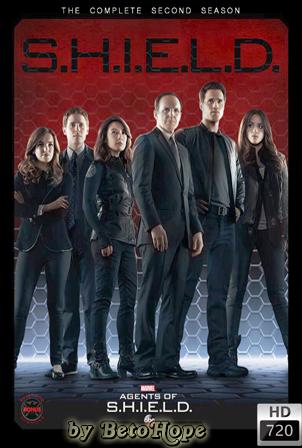 Agents of SHIELD Temporada 2 [720p] [2014] [Latino-Ingles] HD 1080P  [Google Drive] GloboTV