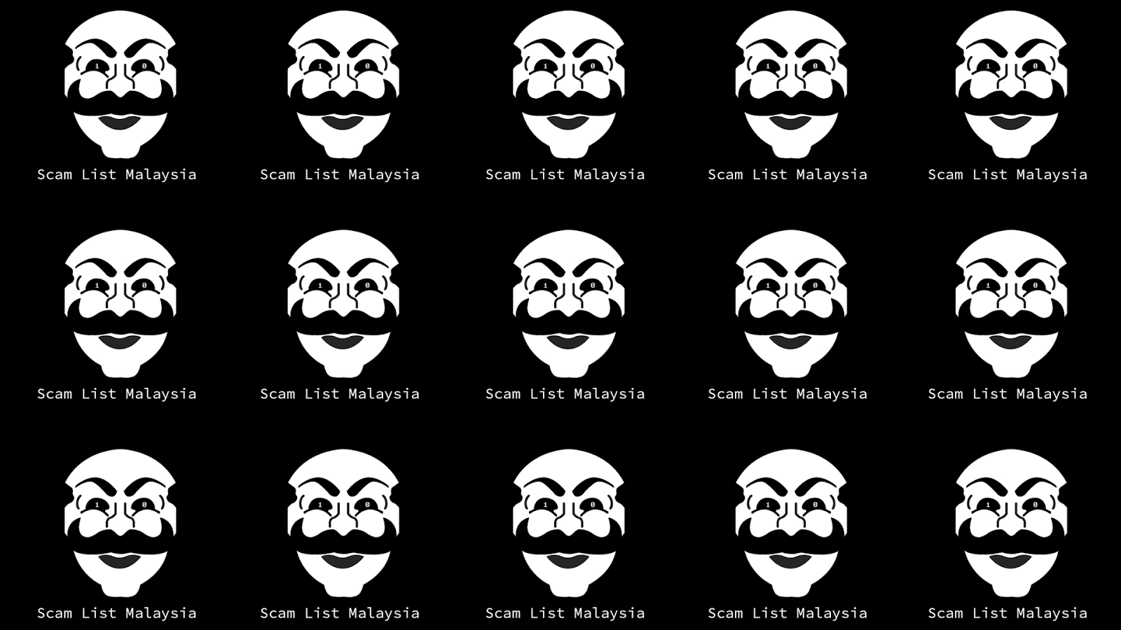 Scam List Malaysia | Senarai Penipu Atas Talian (Online) Di Malaysia