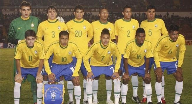 Brasil Sub 20: Reflexão Portista